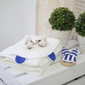 Toalla baño bebe Eco-Friendly